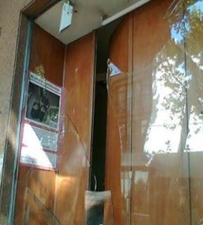 Noticias- Mendoza: Roturas en la oficina del INADI