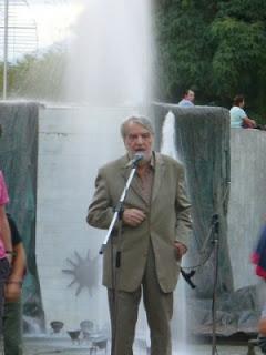 La Pata Semanal: Osvaldo Bayer en Mendoza