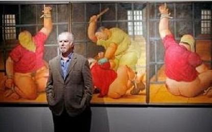 Fernando Botero: Administración Bush será recordada como el gobierno de la tortura