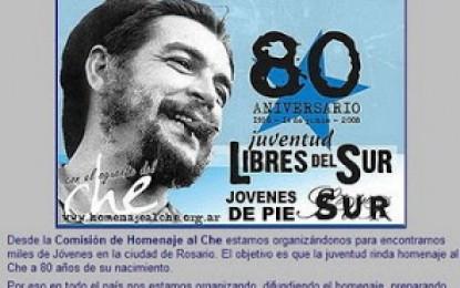 Homenaje al Che: Todos y Todas a Rosario