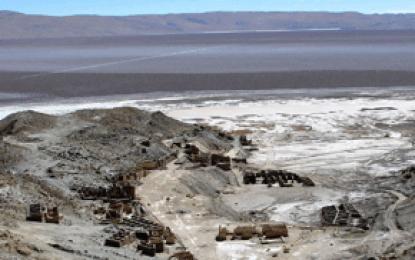 Peleas entre pobres: salteños y catamarqueños se enfrentan para beneficiar mineras