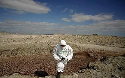 30 Razones para oponernos a la explotación de uranio en Córdoba