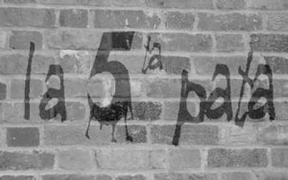 El arte ataca #1: los graffitis de Banksy
