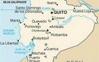 Sin viso de solución crisis ecuatoriano-colombiana