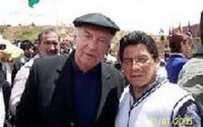 Eduardo Galeano afirma que el proceso que Evo lidera es vital para Bolivia y el mundo