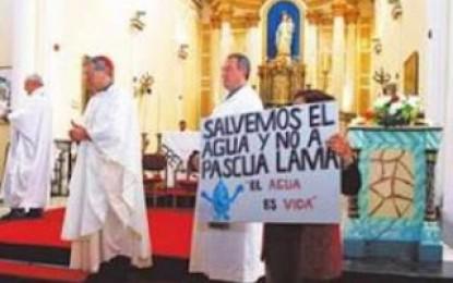 Obispo Pide Revisar Aprobación a Pascua-Lama
