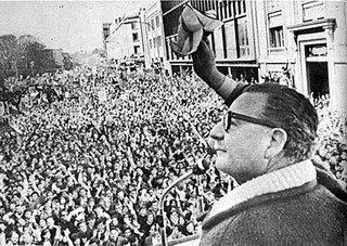 Allende en la historia