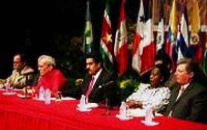 Comienza cumbre social internacional en Venezuela