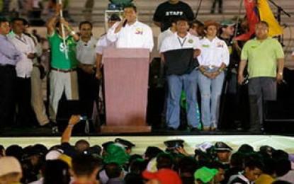 Todo listo en Ecuador para el referendo aprobatorio del domingo