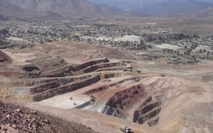 David y Goliat: el auge de la minería a cielo abierto y los movimientos de resistencia