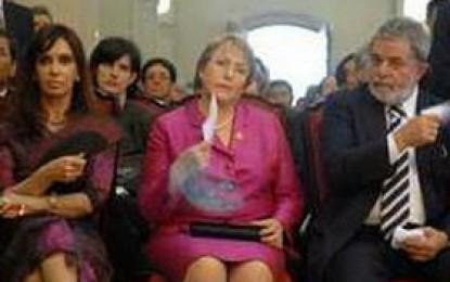 Presidentes de Argentina, Chile y Brasil hablan y dan respaldo a Evo Morales
