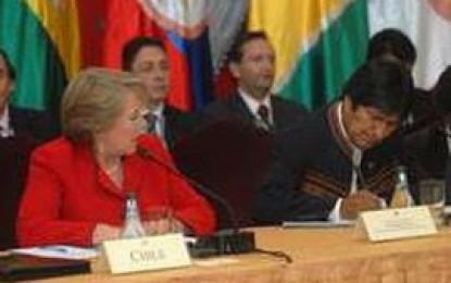 Unasur respalda a gobierno de Bolivia y envía comisión para investigar hechos