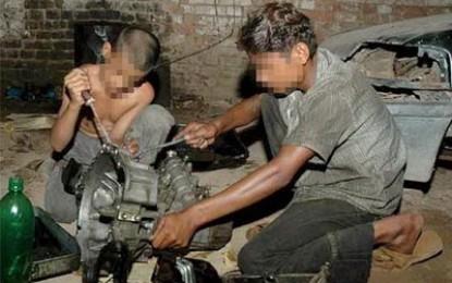 Trabajo infantil: hallan 85 chicos