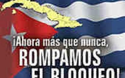 Cumbre Iberoamericana rechaza el bloqueo de EE.UU. contra Cuba