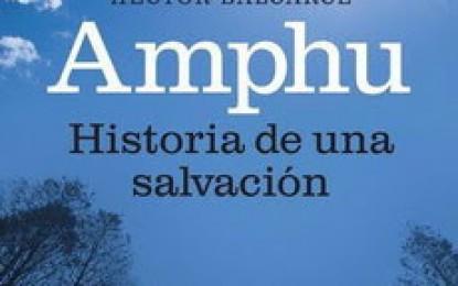 """Experiencias chamánicas, en el libro """"Amphu"""""""