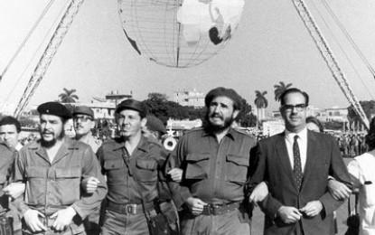 El Che, nuestro hombre en La Habana