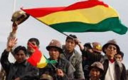 Semana en Bolivia caracterizada por respaldo constitucional