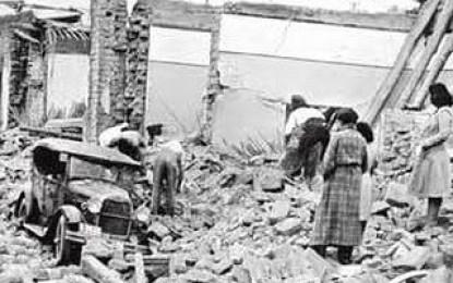 El terremoto que sacudió la política