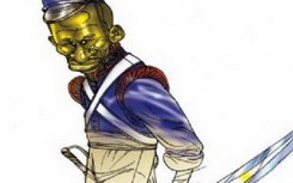 Los últimos soldados esclavos de San Martín