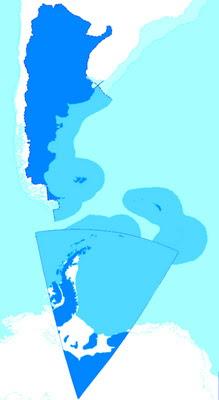 Mensaje de Mario Cafiero sobre plataforma continental y presentación argentina ante la ONU