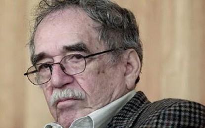 """García Márquez: """"no hago otra cosa que escribir"""""""