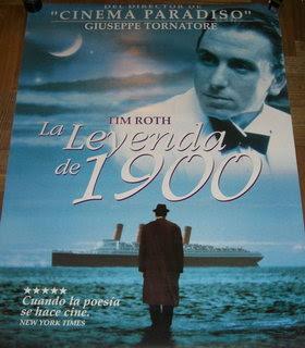 """La Perla del Cine presenta """"la leyenda de 1900"""""""