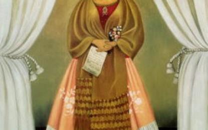 Conferencia sobre Frida Kahlo en el museo Emiliano Guiñazú – Casa de Fader