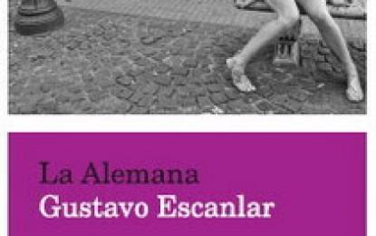 Nueva novela de Gustavo Escanlar