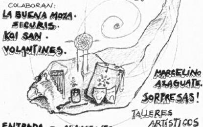 Peña por los talleres del Urga en el Ketek