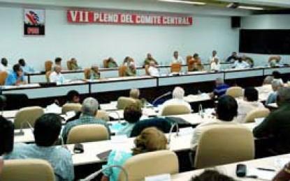 Cuba: enfrentar los retos serenamente y con más firmeza que nunca