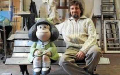 Mafalda vuelve al barrio