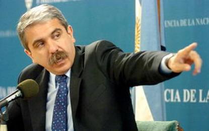 Aníbal Fernández: haz lo que yo digo y no lo que yo hago