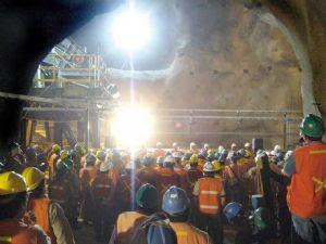 Ambientalistas sanjuaninos marchan contra la minera Gualcamayo