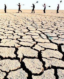 Comenzó en San Juan la crisis del agua