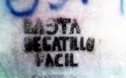 Marcha el lunes 1 de marzo en San Rafael por Fabio Basualdo