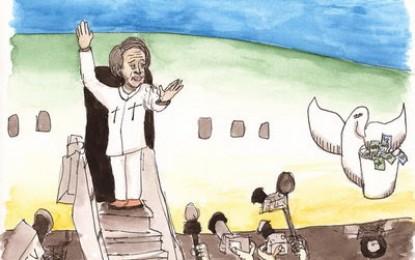 Fraudulento televangelista Benny Hinn estará de nuevo en la Argentina