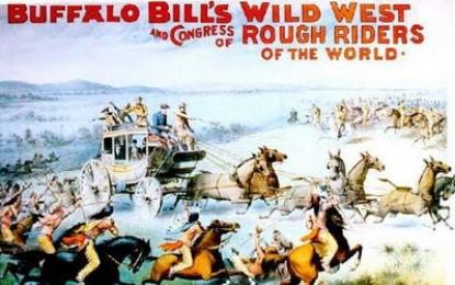 Duelo entre Mano Amarilla y Buffalo Bill (I)