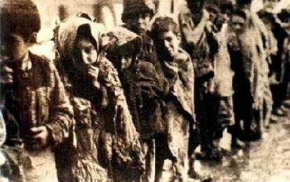 96º aniversario del genocidio armenio