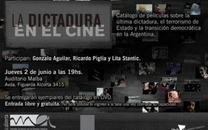 La dictadura en el cine