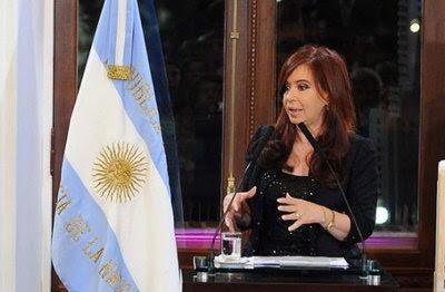 Cristina gestiona y la oposición denuncia: el resultado es obvio