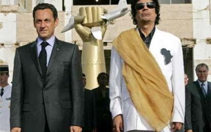 Sarkozy – Kagame