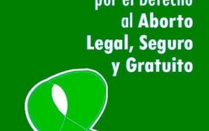 Campaña por el aborto legal, seguro y gratuito