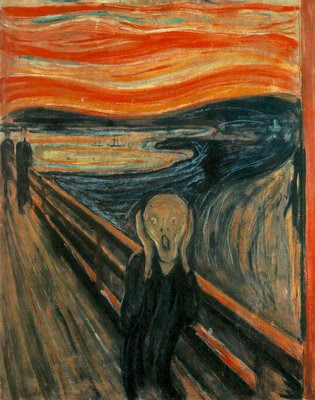 """""""El Grito"""" según Nietzsche, y cómo convertirnos en creadores de una vida plena y dichosa"""