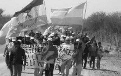 Liga Argentina por los Derechos del Hombre – filial Mendoza repudia asesinato de Cristian Ferreyra
