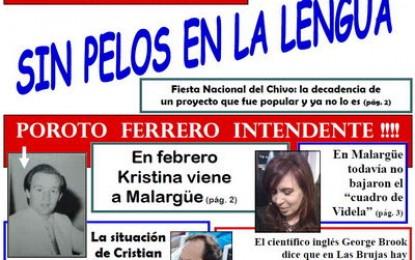 """""""Sin Pelos en la Lengua"""" N° 132 en La Quinta Pata"""