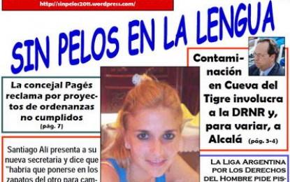 """""""Sin Pelos en la Lengua"""" N° 133 en La Quinta Pata"""