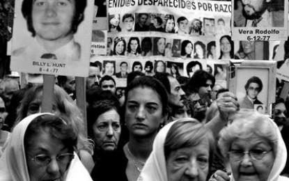 Dirección de derechos humanos y educación: actividades por la memoria en Las Heras