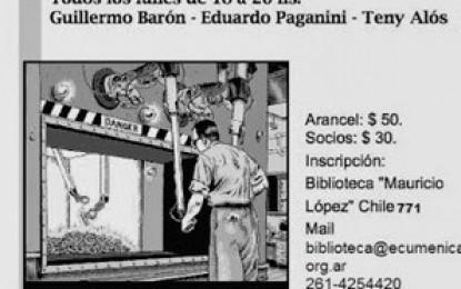 Astillero: proyecto de escritura grupal en la Biblioteca Mauricio López