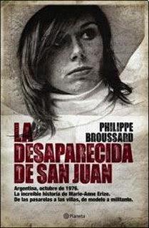 Publican la historia de una desaparecida franco-argentina
