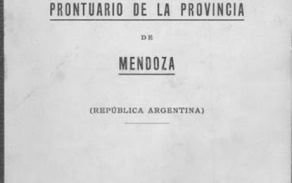 La insuperable ciudad de Los Mirtos, orgullo mendocino (III)